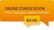 We offer free consulting online to students seeking admissions in foreign universities