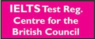 IELTS Test Reg. Centre for the British Council
