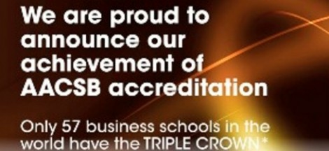 TRIPLE CROWN ACCREDITATION SUCCESS